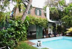 €™s historisch huis Ernst Hemingwayâ royalty-vrije stock afbeelding
