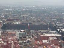 € «Мексика Ciudad de Мексики городка стоковая фотография