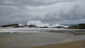 € «Isabela пляжа Pesquera, Пуэрто-Рико Стоковое Фото
