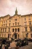 """€ """"†latern hermoso de Schönlaterngasse del callejón """"en Viena, Austria Imagen de archivo libre de regalías"""