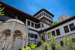 "€ ""Macedônia de Bigorski - St John Monastery, Mavrovo imagens de stock royalty free"