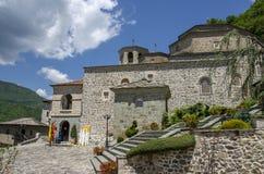 "€ ""Macedônia do monastério de Bigorski - St John Monastery, Mavrovo foto de stock royalty free"