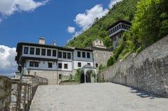 """€ """"Macedônia do monastério de Bigorski - St John Monastery, Mavrovo imagem de stock royalty free"""