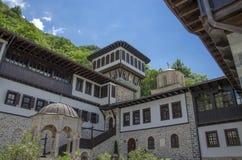 "€ ""Macedônia do monastério de Bigorski - St John Monastery, Mavrovo fotografia de stock royalty free"