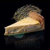 """€ """"Mascarpone de Philadelphfia do bolo de queijo imagem de stock"""