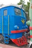 """€ della freccia di TEP 10"""" una locomotiva del passeggero con il trasmettitore elettrico Fotografie Stock"""