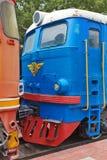 """€ della freccia di TEP 10"""" una locomotiva del passeggero con il trasmettitore elettrico Fotografia Stock Libera da Diritti"""
