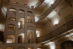 """€ di Praga, repubblica Ceca """"17 settembre 2018: Museo ceco di fotografie stock libere da diritti"""