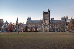 "€ Torontos, Kanada ""am 4. Dezember 2018 University of Toronto stockfotografie"