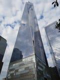 一个世界贸易中心-自由塔 免版税库存照片