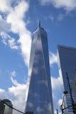 一个世界贸易中心 免版税库存照片