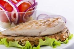 一个了不起的图的可口食物 免版税图库摄影