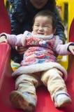 一个亚洲孩子。 免版税库存图片