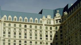 一个优等的大厦的看法在拉斯维加斯 影视素材
