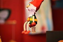 一个传统玩具,孩子的概念图象,当前 免版税库存照片