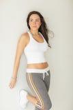 一个健康健身设计的图象 免版税图库摄影