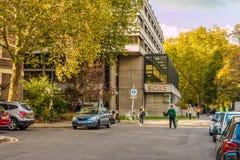 一个典型的看法在伦敦 免版税图库摄影