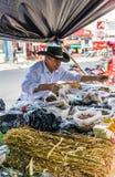 一个典型的看法在圣萨尔瓦多在萨尔瓦多 图库摄影