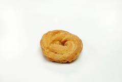 一个典型的巴西多福饼在白色背景中称Samanta被隔绝 库存图片