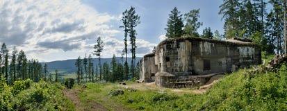 一个军事堡垒StMS 32 库存图片