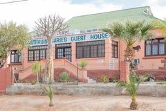 一个历史的老大厦的宾馆在Garies 免版税库存照片