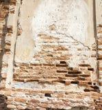 一个古老堡垒的废墟 图库摄影
