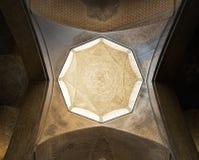 一个古老清真寺的圆顶 免版税图库摄影