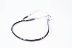 一个听诊器 免版税库存图片
