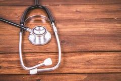 一个听诊器 库存图片