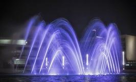 一个喷泉 图库摄影