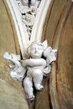 一个天使的雕塑在科多巴大教堂,西班牙,欧洲里 库存图片
