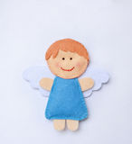 一个天使 免版税库存照片
