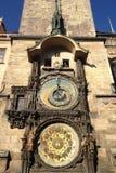 一个天文学钟楼立场 图库摄影