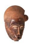 非洲面具 免版税库存照片