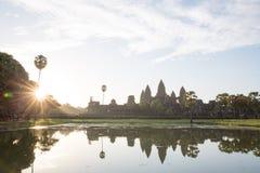 一个寺庙在菩萨的亚洲 库存图片