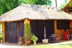 一个小的可爱的小屋 库存图片