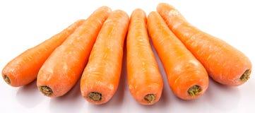 一个小组红萝卜XIV 库存照片