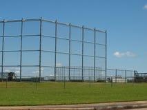 一个巨型的运动场地区在达拉斯高中 库存图片