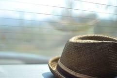 一个帽子 免版税库存图片