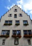 一个引人入胜的大厦在德国 图库摄影