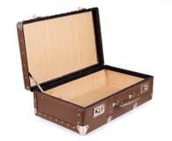 一个手提箱 免版税图库摄影