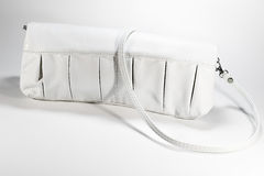 一个折叠的袋子 免版税图库摄影