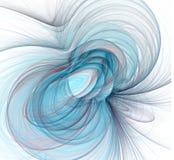 一个抽象计算机生成的现代分数维设计 抽象分数维颜色纹理 abstact艺术深深数字式红色转动 抽象形式&颜色 皇族释放例证