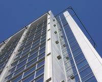 一个摩天大楼在街市萨加门多 免版税库存图片