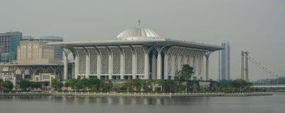 一个政府Buidling在吉隆坡,马来西亚 免版税库存图片