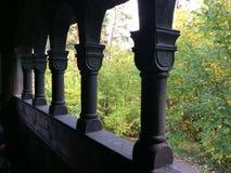 一个教会在奥斯陆 库存图片