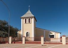 一个教会在Rehoboth 免版税库存图片