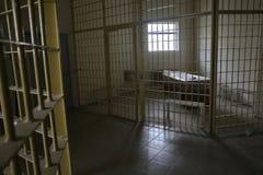 一个新的审判前的拘留中心 免版税库存照片