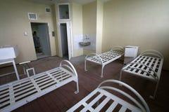 一个新的审判前的拘留中心 图库摄影