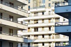 一个新的现代公寓的细节 免版税库存照片